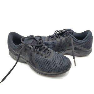 Nike Womens Nike Revolution 4 Running Shoe Black